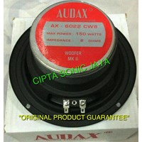 speaker AUDAX AX 6022 CW8 woofer 6 inch