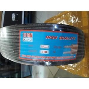 Dari kabel speaker titan 2 x 1.5 panjang 100 mtr 2
