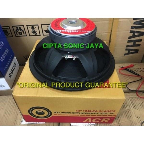 speaker ACR 1240 Classic 12 inch full range
