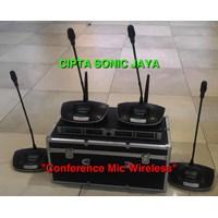 Jual microphone mic bosch CCS1000D