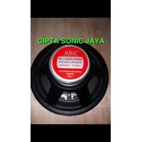 speaker audax 12 inch ax12220 wpb woofer 1