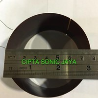 Spol import 3 inch kawat pipih untuk huper. beta three