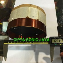 Spol voice coil speaker 5 inch untuk 18n451 neodium