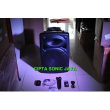 speaker portabel targa 15