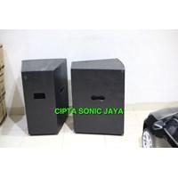 box speaker multiplek 15 inch 2 way lapis fiberglass