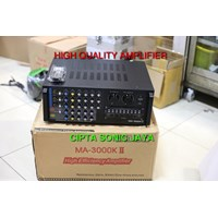 amplifier home karaoke ma3000k