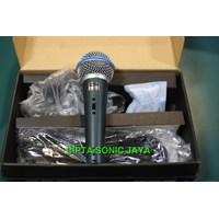 Jual mikrofon mic KREZT beta 58