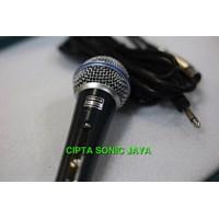 Jual mikrofon mic shure beta 58SK