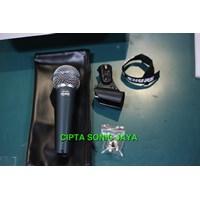 Jual mikrofon mic shure beta 58 grade A