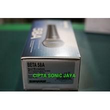 mikrofon mic shure beta 58 grade A