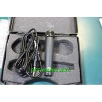 Jual mikrofon mic shure SM57 koper