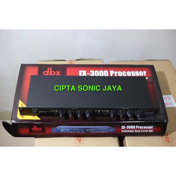prosesor dbx ex3000