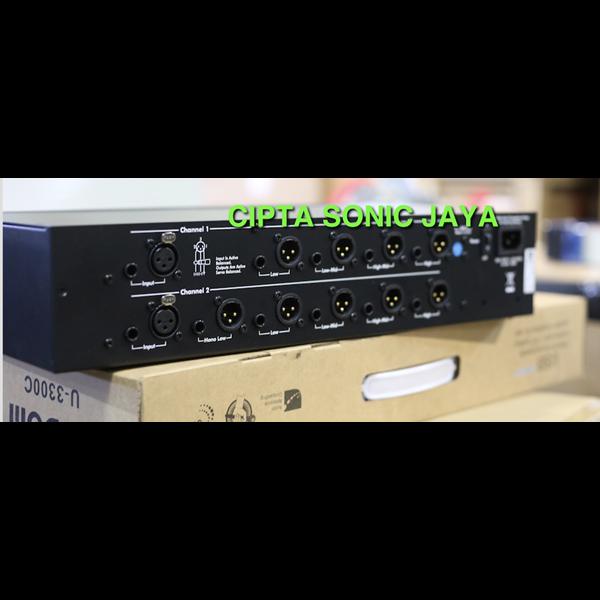 crossover aktif ASHLY XR4001