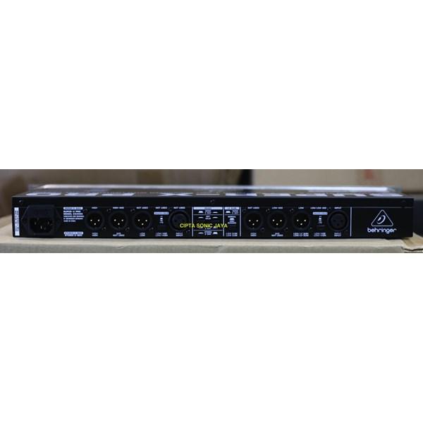crossover aktif behringer cx3400 original