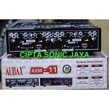 mesin amplifier walet audax AXM11