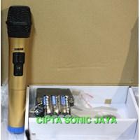 Jual mikrofon mic shure wireles UT42X