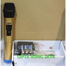 mikrofon mic shure wireles UT42X