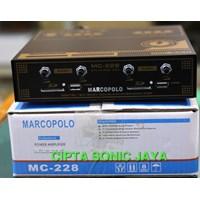 Jual mesin amplifier pancing walet mc228 marcopolo