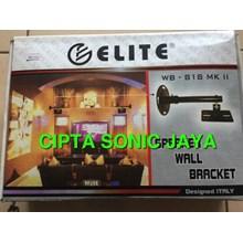 braket Speaker gantung elite wb818