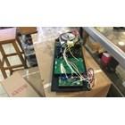 kit power Amplifier aktif equalizer abu abu 16x40 cm 2