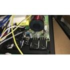 kit power Amplifier aktif equalizer abu abu 16x40 cm 4