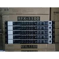 efek vokal Mikrofon zoom rfx1100.  rfx 1100