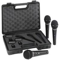 Jual Mikrofon behringer XM1800 XM1800S isi 3 mic kabel 2