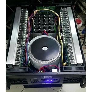 Power Amplifier sisbro PA2000