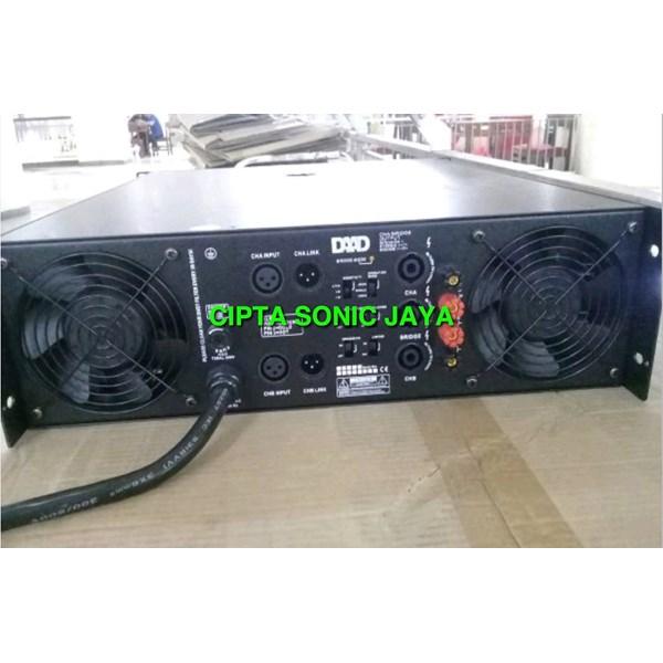 Amplifier power daad M35K