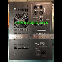 Jual kit power aktif Amplifier subwofer apolo 18 inch 1000 watt