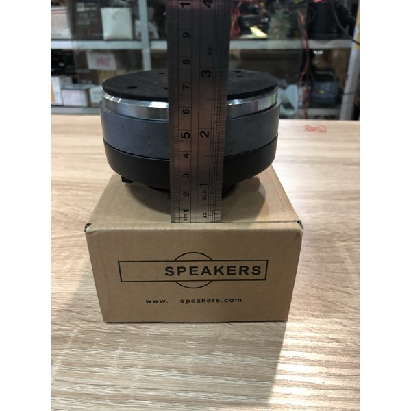 Portable Speaker driver tweter de160. de 160 model bnc