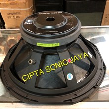 Speaker Portable woofer fane sovereign 15600 pro