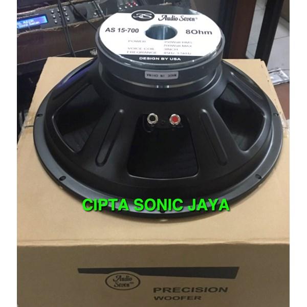 speaker audioseven AS15700 plat koil 3 inch.   Speaker Portable