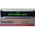 Amplifier megavox ma 4002        ma4002 1