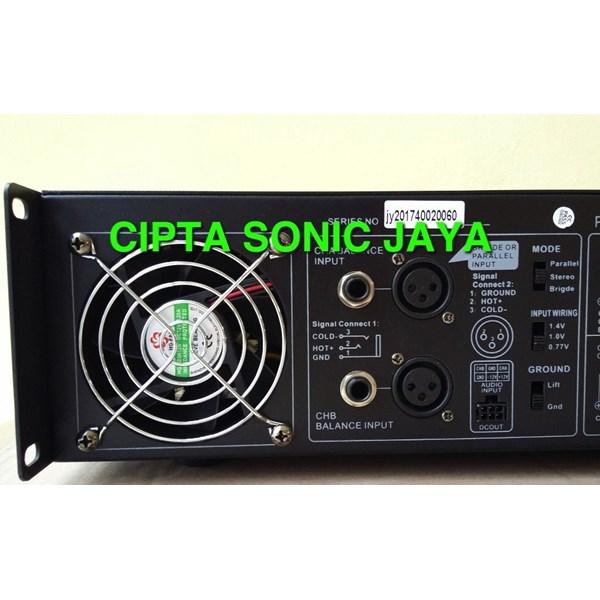 Amplifier megavox ma 4002        ma4002