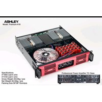 Power Amplifier Ashley Premium 418