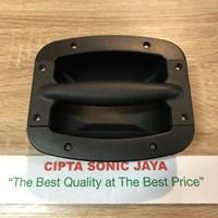 Handel Box Speaker Plastik 313 Segi Panjang