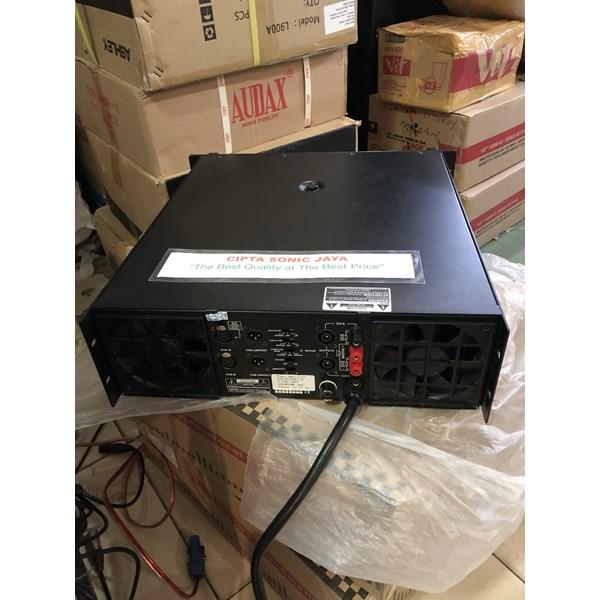Power Amplifier Ashley Tdx20 Tdx 20 Tdx 20