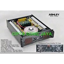 Power Amplifier PA Ashley DA 20000 Khusus Subwofer