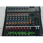 Mixer Audio Ashley AX8N 8 Canel Original Product AX 8N 3