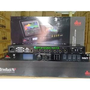From Digital Speaker Management DBX PA 2 DriveRack PA2 1