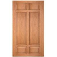 Pintu Kayu Solid