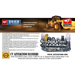 Spare Part YUCHAI CONSTRUCTION  Excavators