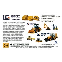Jual LIUGONG HEAVY EQUIPMENT PARTS Excavators