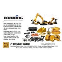 Jual LONKING HEAVY EQUIPMENT PARTS  Excavators 2