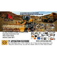 Jual Heavy Equipment Parts SDLG 2