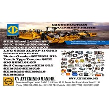 SEM HEAVY EQUIPMET PARTS Excavators