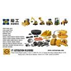 Spare Part Excavator XGMA Heavy Equipment Part 2