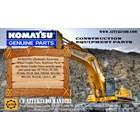 Spare Part Excavator KOMATSU 1