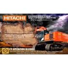 Spare Part Excavator Hitachi 1